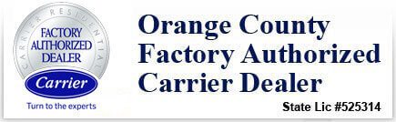 Orange County's Carrier HVAC Dealer