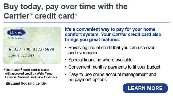 Finance Your Carrier Purchase
