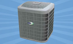 Infinity Central Air Conditioner